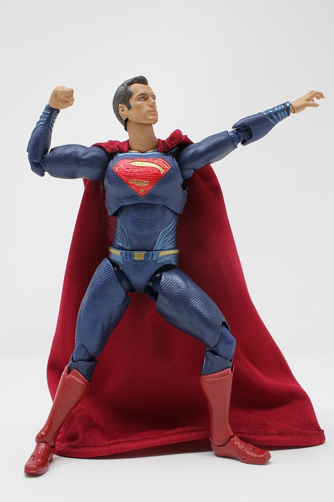 Nejsem superman